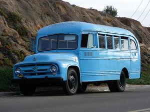 Ford B-Series Blue