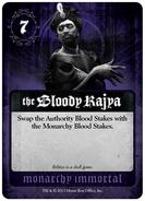 Cardgame-cards-mi-the bloody kajya