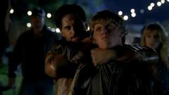 Alcide breaks up fight