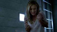 Sookie pulls Eric's silver off