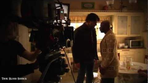 True Blood Season 5 Waiting Sucks - Sookie, Alcide, and Lafayette