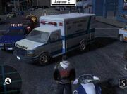 Chevy Express Ambulance TCNYC