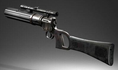 Star Wars Boba Fett Rifle 700