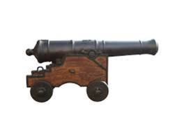 Untitled Army Cannon