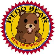 Pedobear approved large