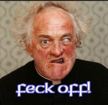 Frank Kelly Father Ted