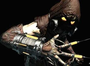 Arkham-Scarecrow