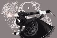 Blade Cutter - assassination outfit