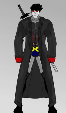 Lunaron-Human Form