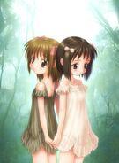 Mee Lanniee - Anime style