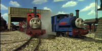 Sir Handel in Charge