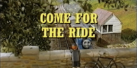 Come for the Ride/Gallery