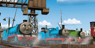 Thomas'TallFriend85