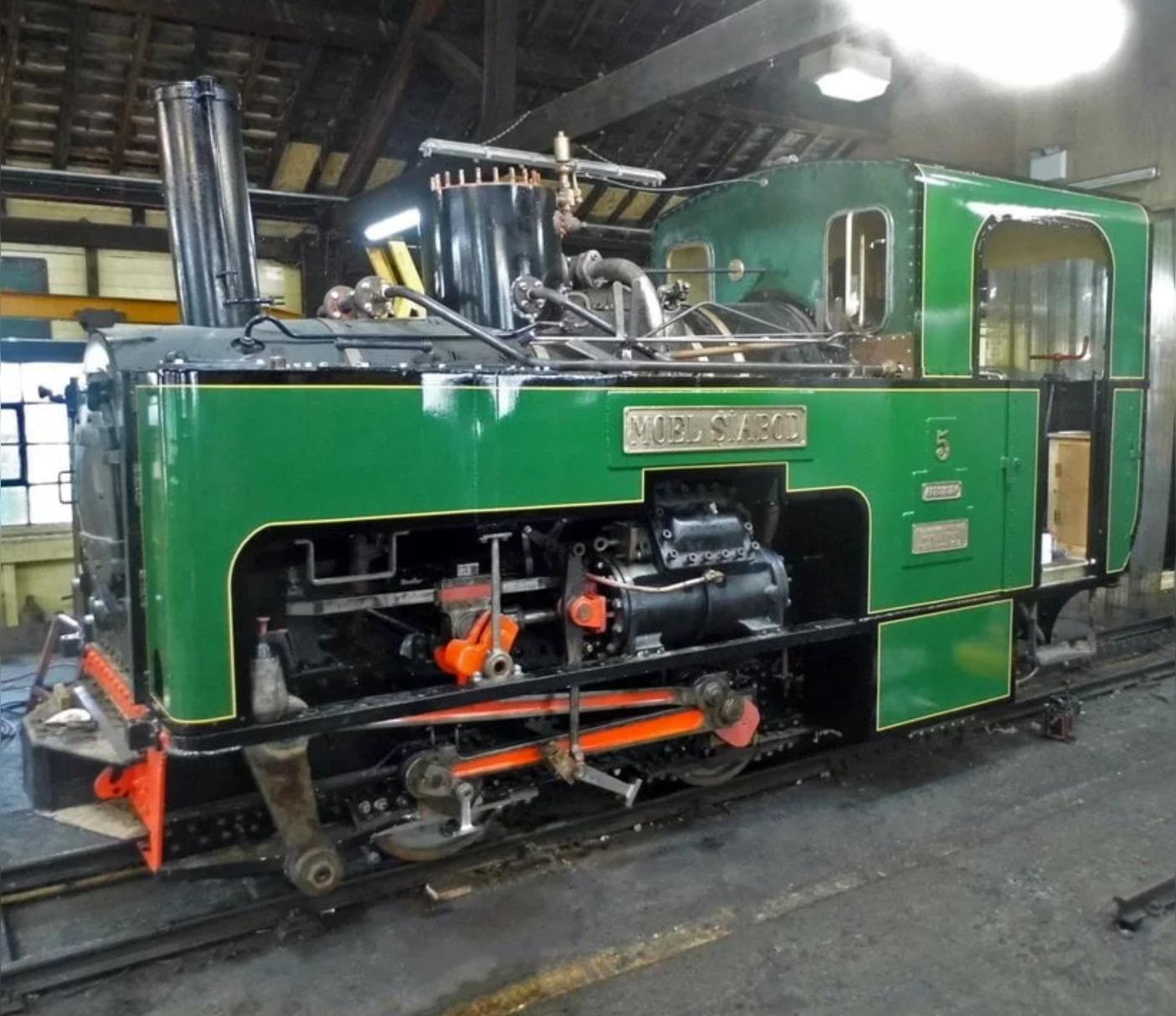 Moel Siabod | Thomas the Tank Engine Wikia | FANDOM powered by Wikia
