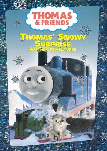 Image result for thomas snowy surprise
