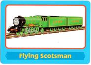 FlyingScotsmanTradingCard