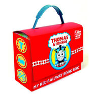 MyRedRailwayBookBox