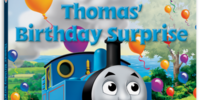 Thomas' Birthday Surprise
