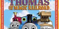 Thomas and the Magic Railroad Print Studio