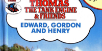 Edward, Gordon and Henry (Buzz Book)