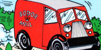 A Special Story About the Sodor Mail Van