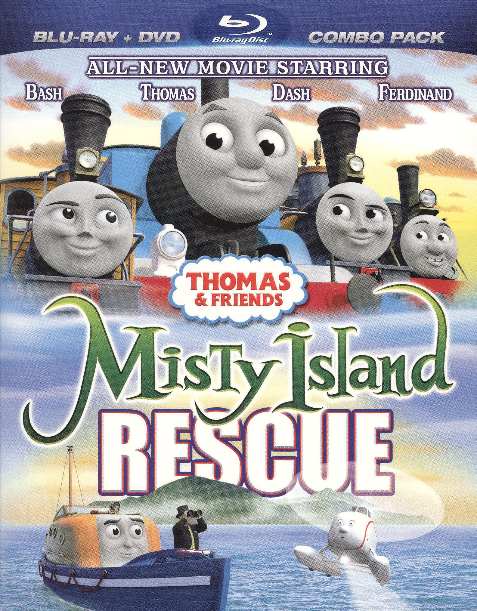 Misty Island Rescue   Thomas the Tank Engine Wikia ...