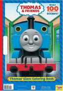 Thomas'GiantColoringBook