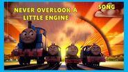Never Overlook a Little Engine - Music Video