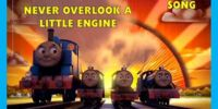 Never Overlook a Little Engine