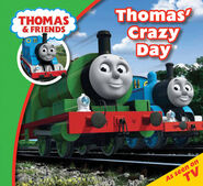 Thomas'CrazyDay(book)