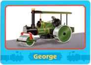 GeorgeTradingCard