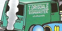The Signwriter's Van
