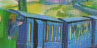 Mid Sodor Railway Coaches