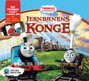 KingoftheRailwayNorwegianbook