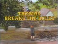 ThomasBreaksTheRules1993VHStitlecard