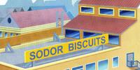 Sodor Biscuits