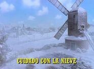 SnowSpanishTitleCard