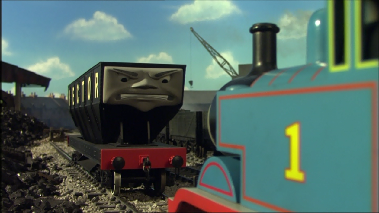 Thomas And Friends Hector