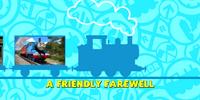 A Friendly Farewell