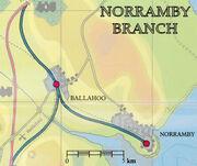 Norrambybranchline