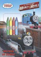 Herooftherailscoloringbook