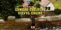 Edward the Very Useful Engine