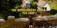 The Refreshment Lady's Tea Shop/Gallery