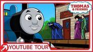 Thomas Travels to Japan