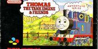 Thomas the Tank Engine Adventure Series (Super Nintendo)