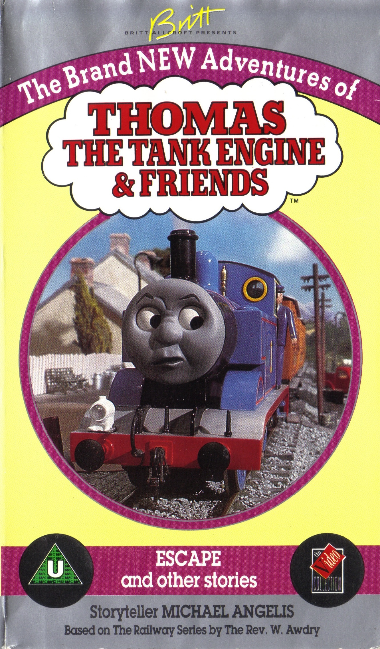 escape and other stories thomas the tank engine wikia fandom powered by wikia. Black Bedroom Furniture Sets. Home Design Ideas