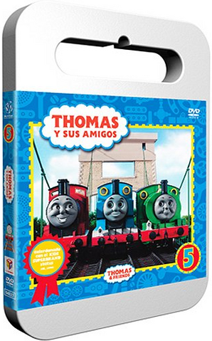 File:ThomasandFriendsVolume5(SpanishDVD).png