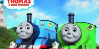Thomas, Percy and the Magic Carpet