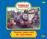 Thomas,JamesandtheRedBalloon(Germanbook)