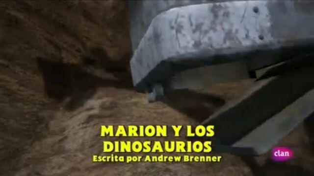 File:MarionandtheDinosaursEuropeanSpanishTitleCard.jpeg